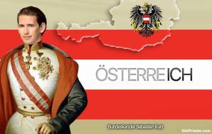 Österreich-Sebastian Kurz-KaiserAustria-DIEPRESSE