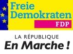 Frankreich-EnMarche-FDP-Logo