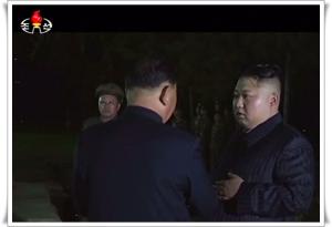 Nordkorea-Kim Yon Un--1