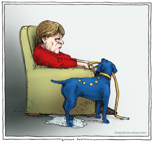 Merkel-Europa
