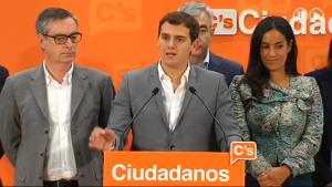 Spanien-Ciudadanos--ParteichefRIVERA1