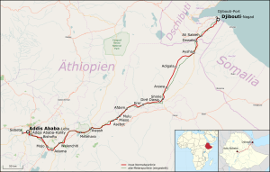 Bahnstrecke_Addis_Abeba–Dschibuti