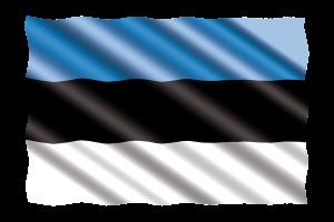 ESTLAND-Flagge
