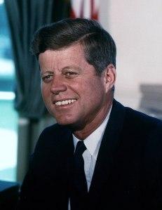 USA-John F. Kennedy