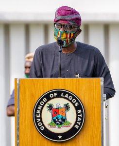 Gouverneur Babajide Sanwo-Olu